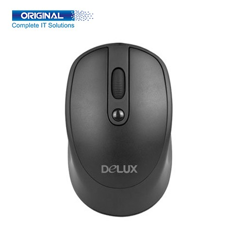 Delux DML-366 WIRELESS OPTICAL MOUSE