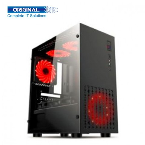 Xtreme V9 Mid-Tower Full Window ATX Gaming Casing