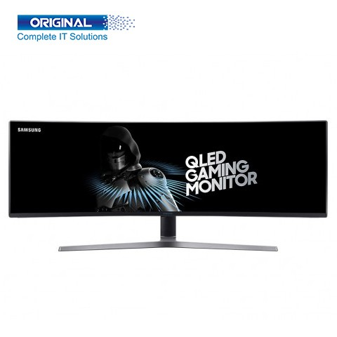 Samsung LC49HG90DMU 49 Inch Curved QLED Gaming Monitor