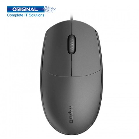 Rapoo N100 Optical Wired Mouse
