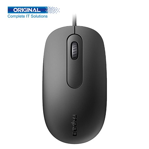 Rapoo N200 Optical Wired Mouse