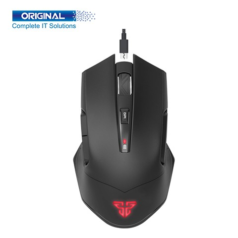 Fantech WGC1 Venom Rechargeable Wireless Black Gaming Mouse