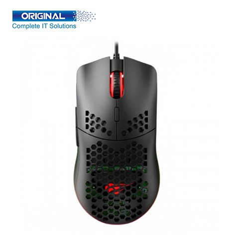 Havit MS1023 RGB Backlit Wired Black Programmable Gaming Mouse