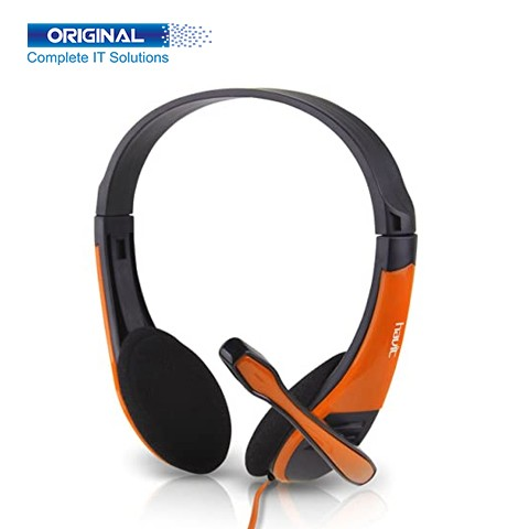 Havit Stereo H2105D Wired Headphone with Mic