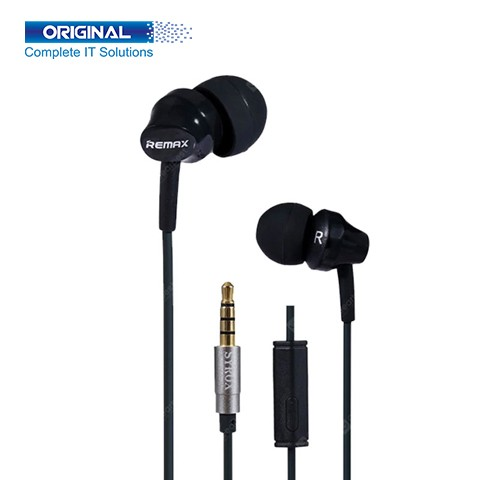 Remax RM-501 Wired In-Ear Stereo Earphone