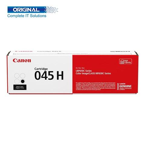 Canon  045H Black Original Color Laser Toner