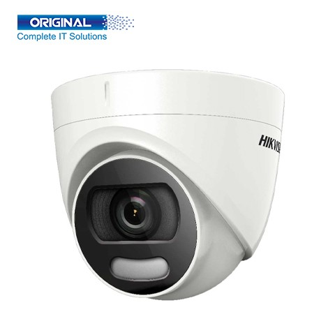 Hikvision DS-2CE72DFT-F 2MP ColorVu Fixed Outdoor Turret Camera