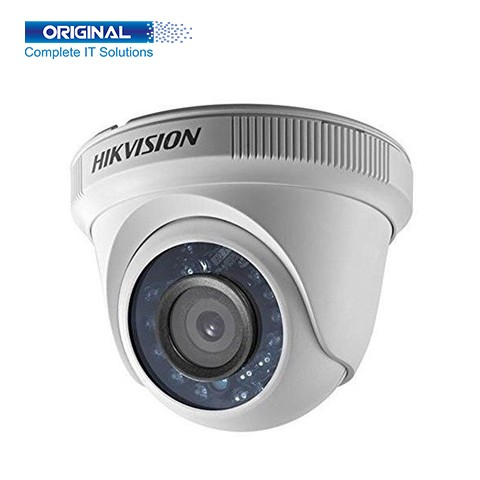HikVision DS-2CE56D0T-IRPF 2MP Indoor Fixed Turret Dome CC Camera