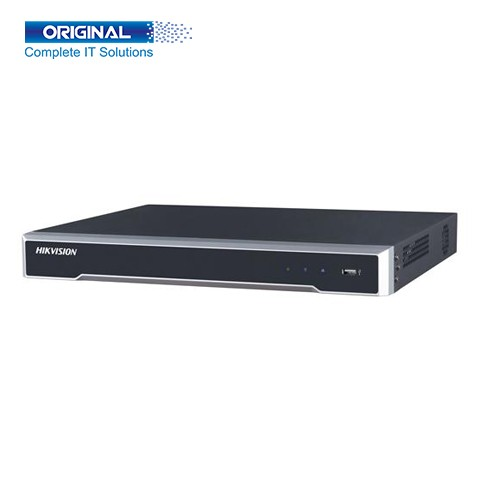 Hikvision DS-7608NI-K2 8 Channel Embedded 4K Network Video Recorder ( 2HDD UP TO 6TB NVR )