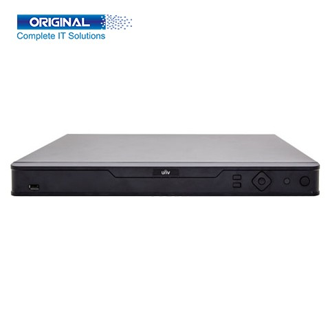 Uniview NVR304-16E 16-Channel Network Video Recorder (4HDD UP TO 6TB NVR)