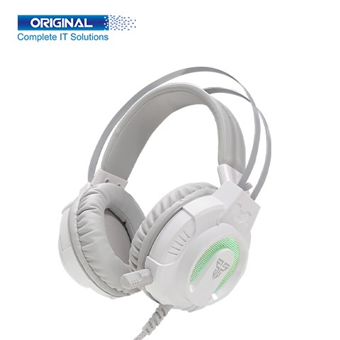 Fantech HG17s Visage II Space Edition Wired White RGB Gaming Headphone