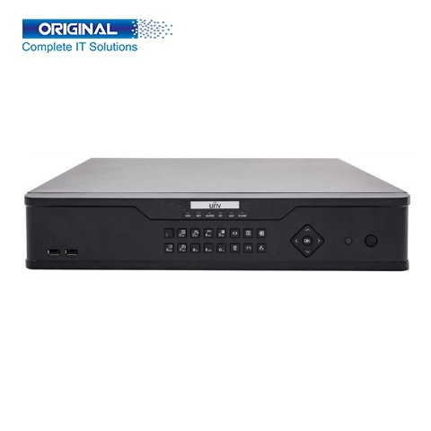 Uniview NVR304-32EP-B 32-Channel Network Video Recorder (4HDD UP TO 10TB NVR)