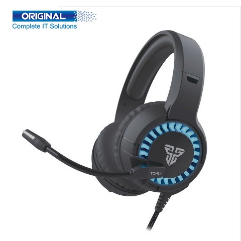Fantech HQ52s TONE+ Wired Black Gaming Headphone