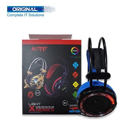 Gaming Headphone H6 RGB (Black)