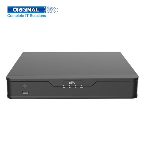 Uniview NVR201-08Q 8-channel Network Video Recorder ( 1HDD UP TO 6TB NVR )