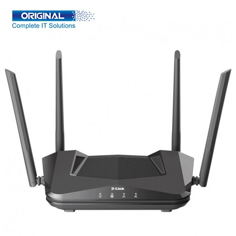 D-link DIR-X1560 AX1500mbps MU-MIMO Dual Band WiFi 6 Router