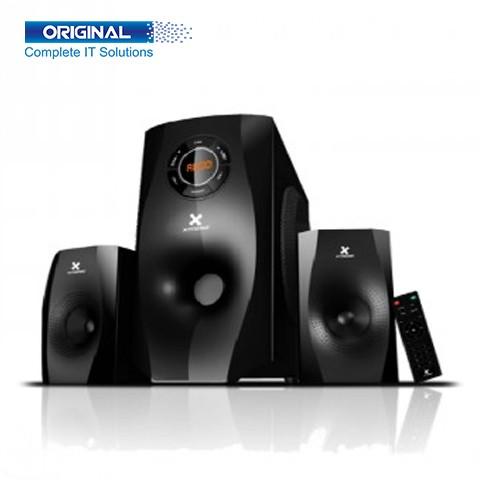 Xtreme E208BU 2.1 Bluetooth Speaker With Remote