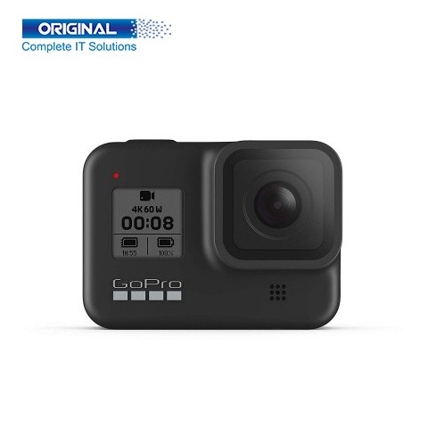 GOPRO HERO 8 BLACK 12MP,4K Touch Screen Water Proof Action Camera