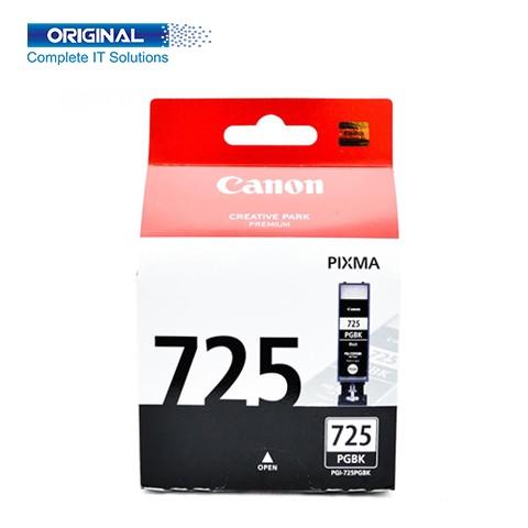 Canon PGI-725 Black Original Ink Catridge