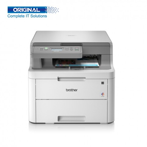 Brother DCP-L3510CDW Multi-Function Color Laser Printer