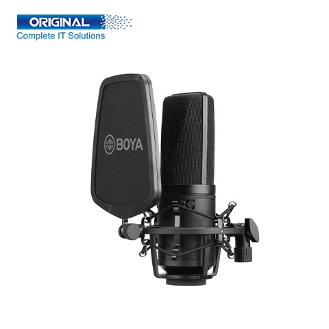BOYA BY-M1000 Professional Large Condenser Microphone