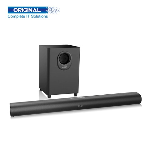 F&D HT-330 2.1 Wireless Soundbar with Wired Subwoofer