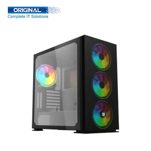 Value-Top MANIA G2 E-ATX Mid Tower Gaming Casing