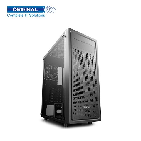 Deepcool E-Shield Mid-Tower ATX Casing with Side Tempered Glass