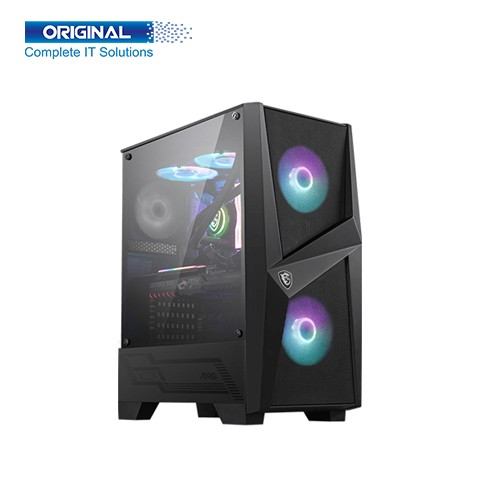 MSI MAG FORGE 100R Mid-Tower Gaming Casing
