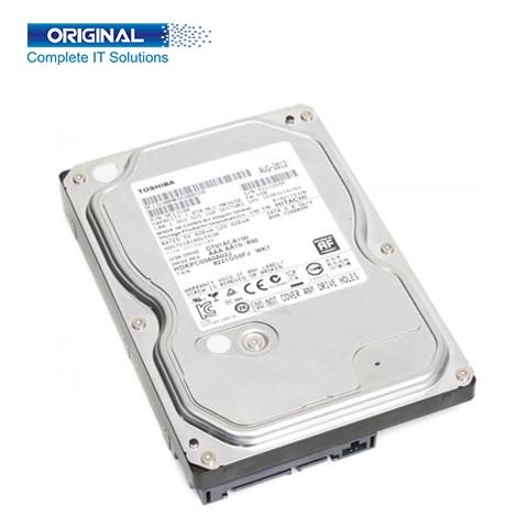 Toshiba 2TB Sata 3.5 Inch 7200 RPM Internal Desktop Hard Disk Drive