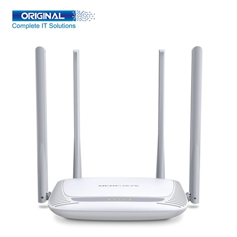 Mercusys MW325R 300Mbps 4 Antenna Enhanced Wireless N Router