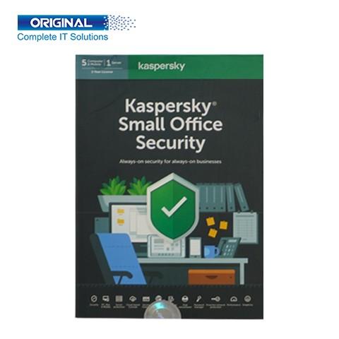 Kaspersky Small Office Security 1 Server 5 User