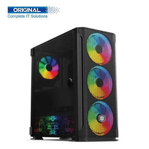 Value-Top MANIA X1 E-ATX Mid Tower Gaming Casing