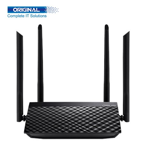 Asus RT-AC1200 V2 AC1200 Mbps Dual-Band Wi-Fi Router