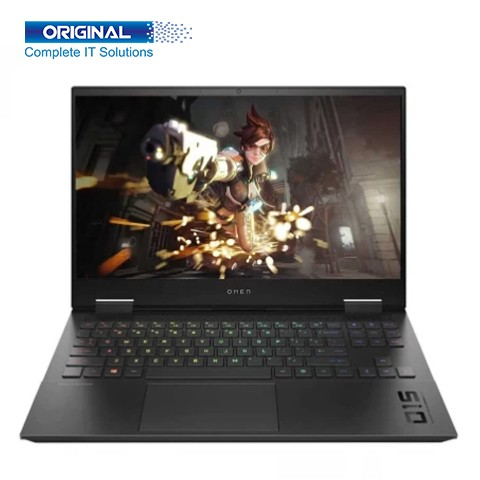 HP OMEN 15-ek0101TX Intel Core i7 10750H 10th Gen 16GB RAM, 1TB SSD, 6GB Graphics RTX-2060, 15.6 Inch FHD Gaming Laptop
