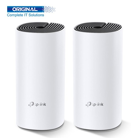 TP-Link Deco E4 AC1200 Whole Home Mesh Wi-Fi Router (2-Pack)