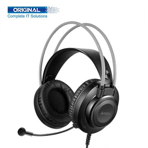 A4Tech FH200i Conference Over-Ear Headphone (Grey)